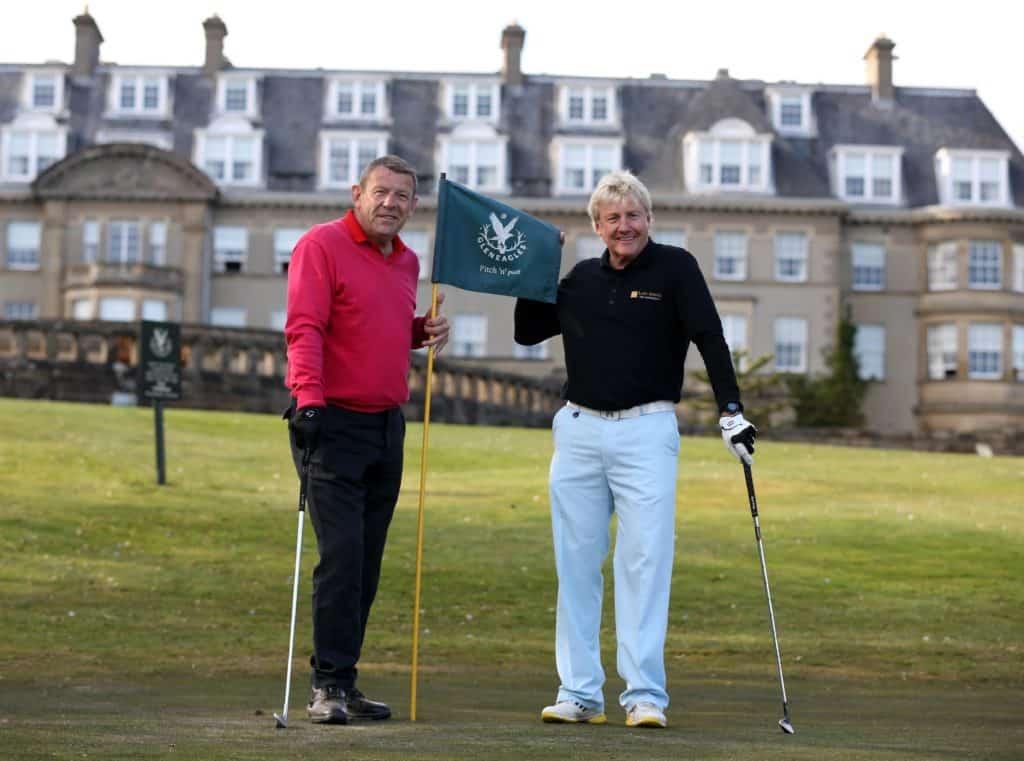 corporate golf scotland